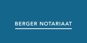 Berger Notariaat Logo
